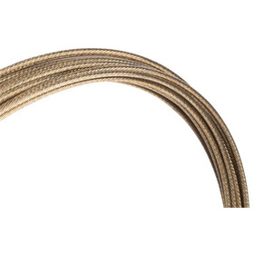 Jagwire Road Pro-Slick Rem binnenkabel 1700 mm goud
